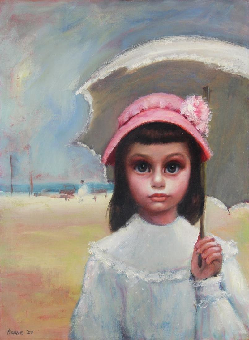 Margaret Keane (b. 1927) Californian