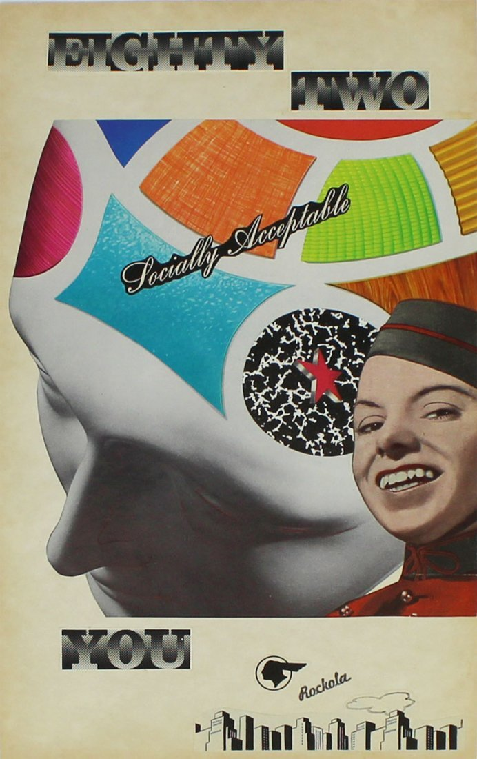 Mail Art by Jurgen Olbrich, Robert Rockola, & Yoshy - 4