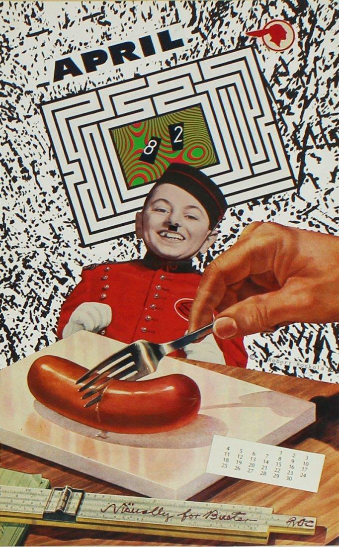 Mail Art by Jurgen Olbrich, Robert Rockola, & Yoshy - 5