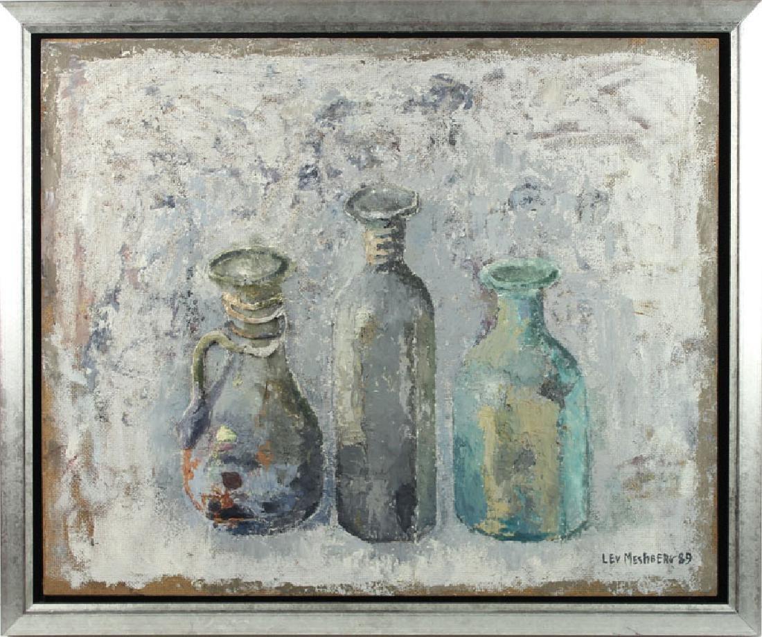 Lev Meshberg (1933-2007) New York