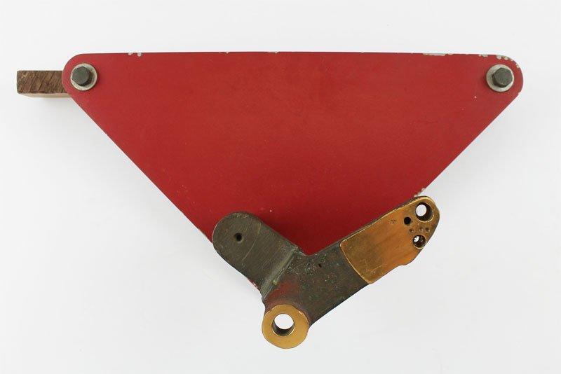 Modern Artist Unidentified (1960's)