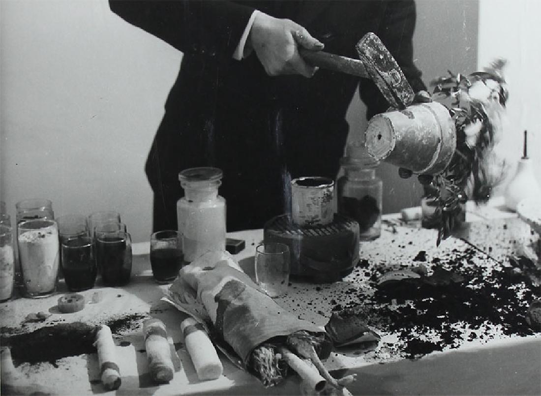 Rudolf Schwarzkogler (1940-1969) Austrian