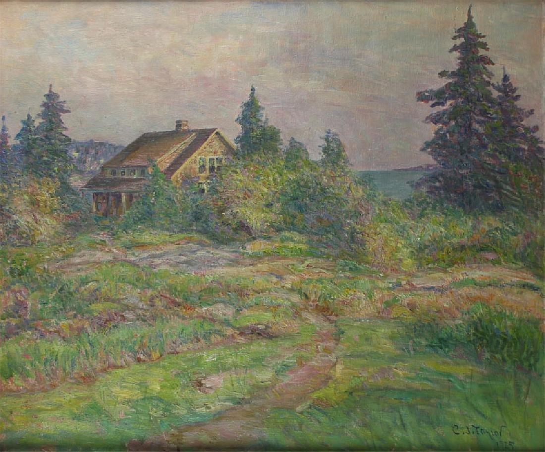 Charles Jay Taylor (1855-1929) New York - 2