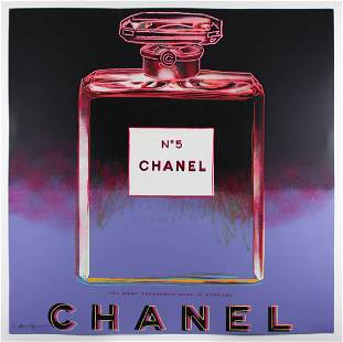 Andy Warhol (1928-1987) New York
