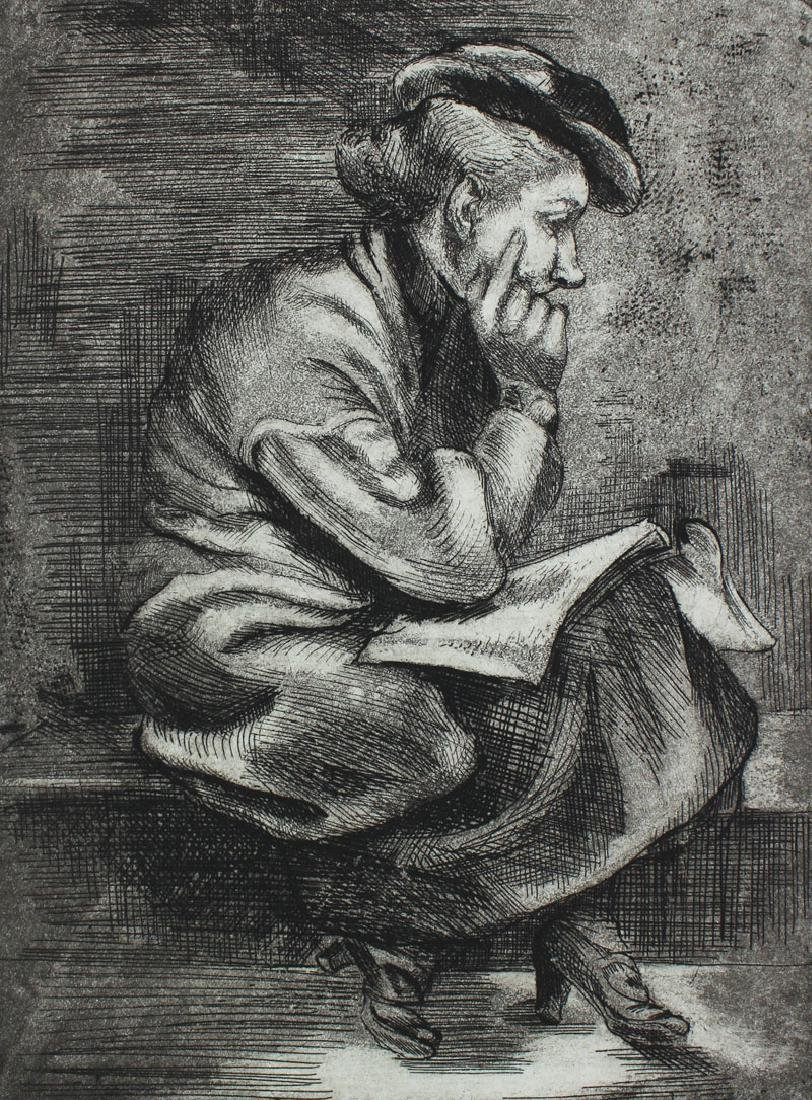 Minna Citron (1896-1991) American