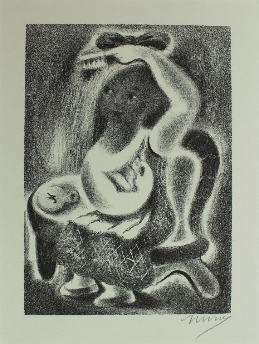 Nura Woodson Ulreich (1899-1950) American
