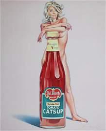 Mel Ramos (b. 1935) Californian