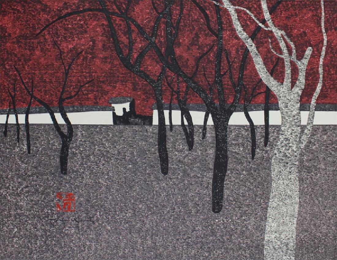 Kiyoshi Saito (1907-1992) Japanese