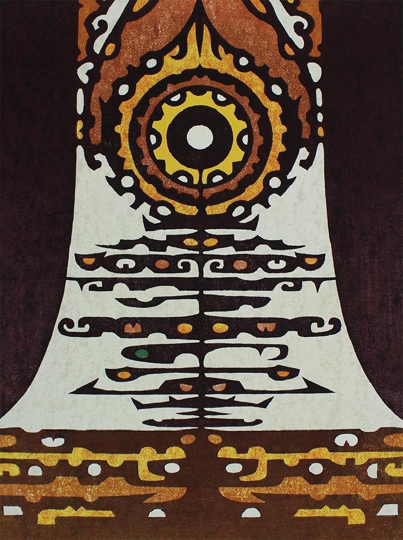 Toshi Yoshida (1911-1995) Japanese
