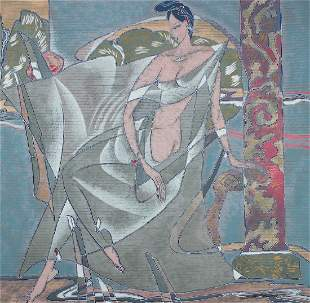 Yamin Young b 1959 Chinese