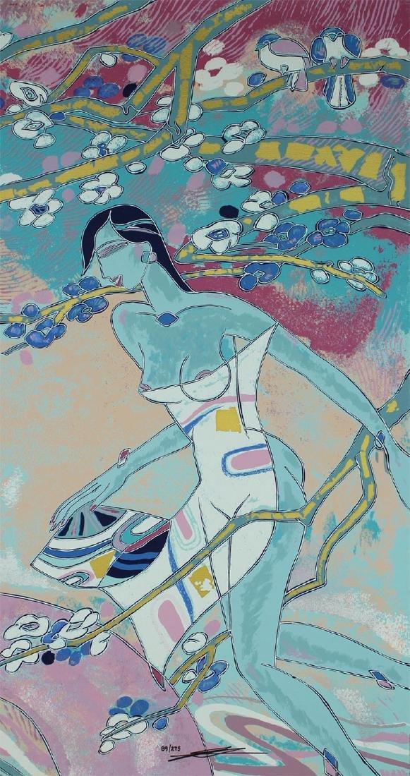 Yamin Young (b. 1959) Chinese - 4