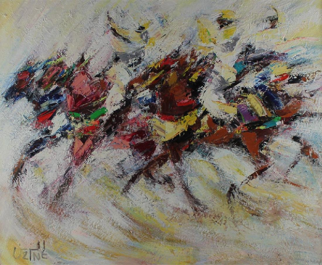 Arabian or North African Artist Unidentified (20th