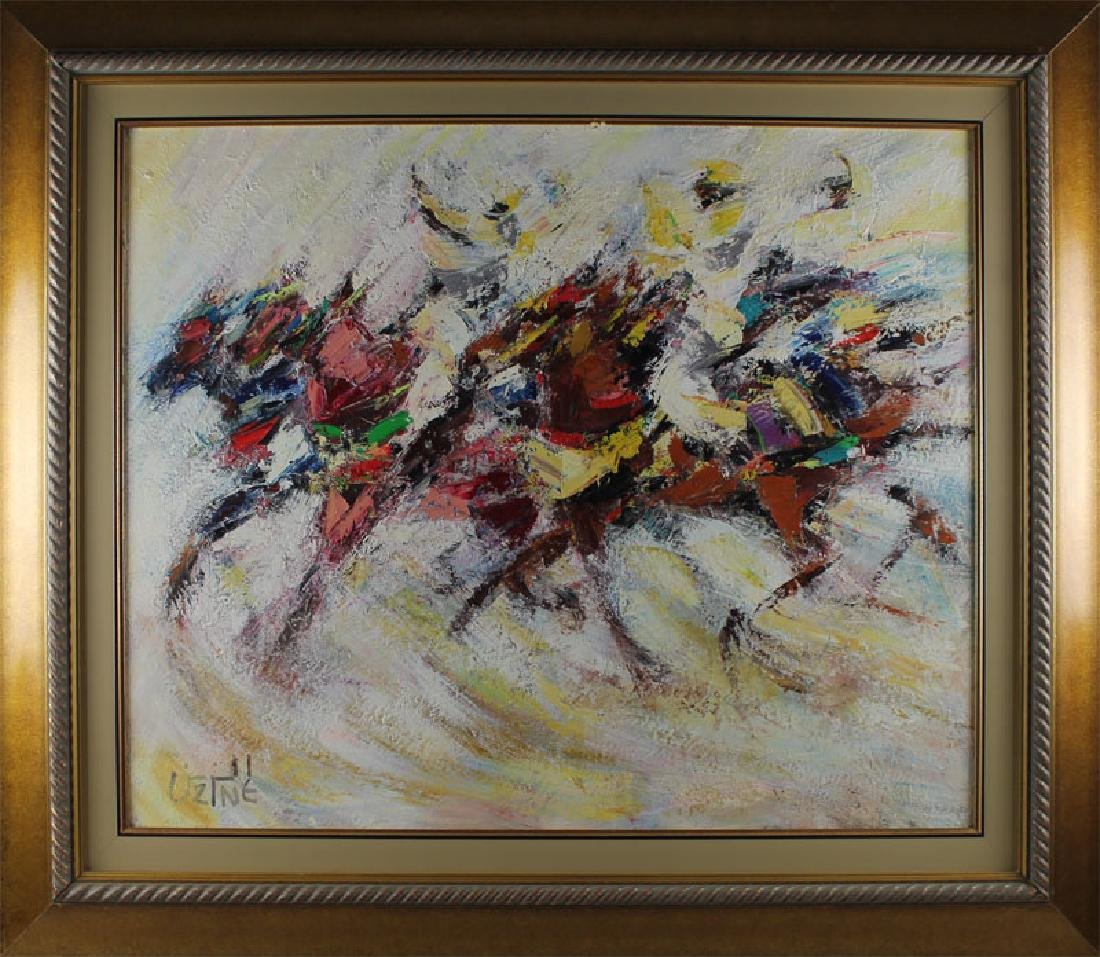 Arabian or North African Artist Unidentified (20th - 2