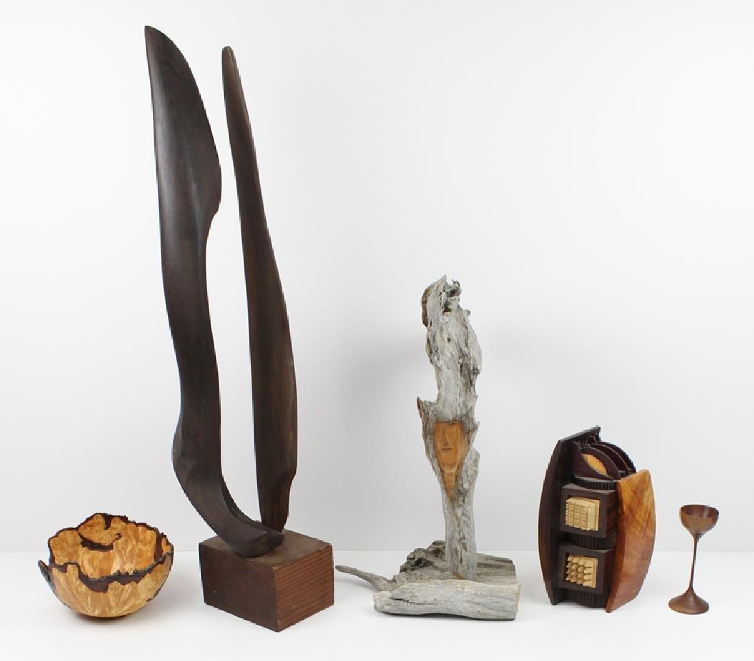 Artisan and Wood craft (five)