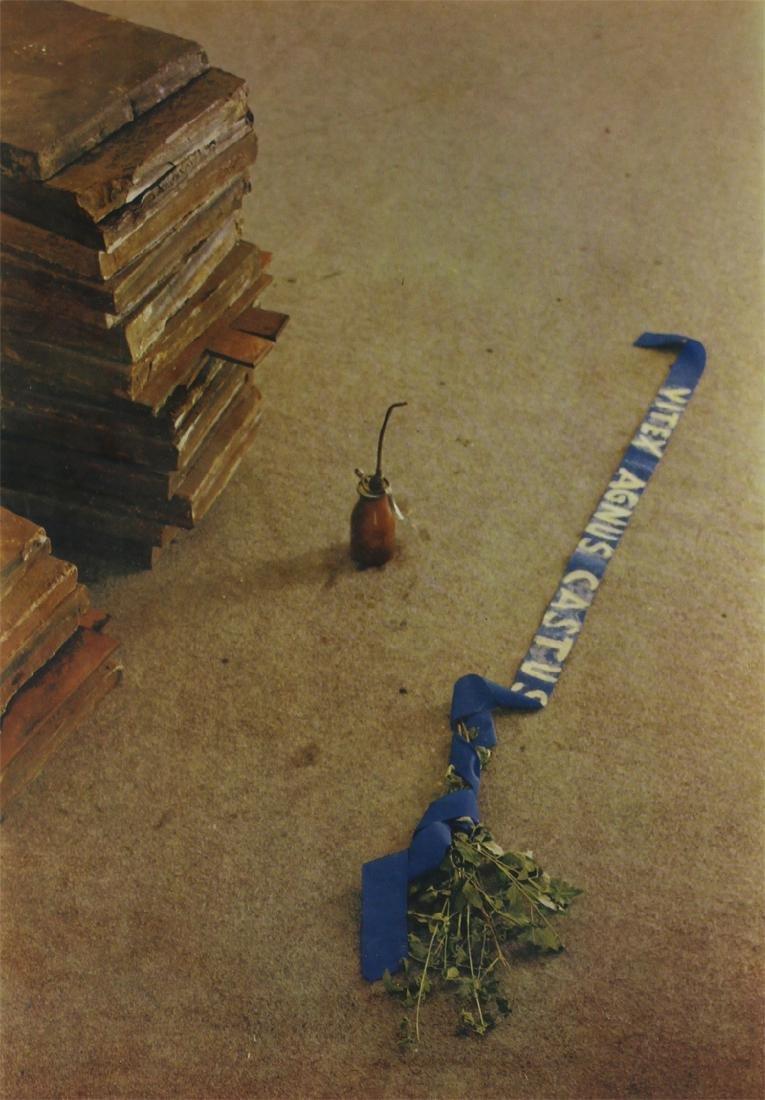 Joseph Beuys (1921-1986) German