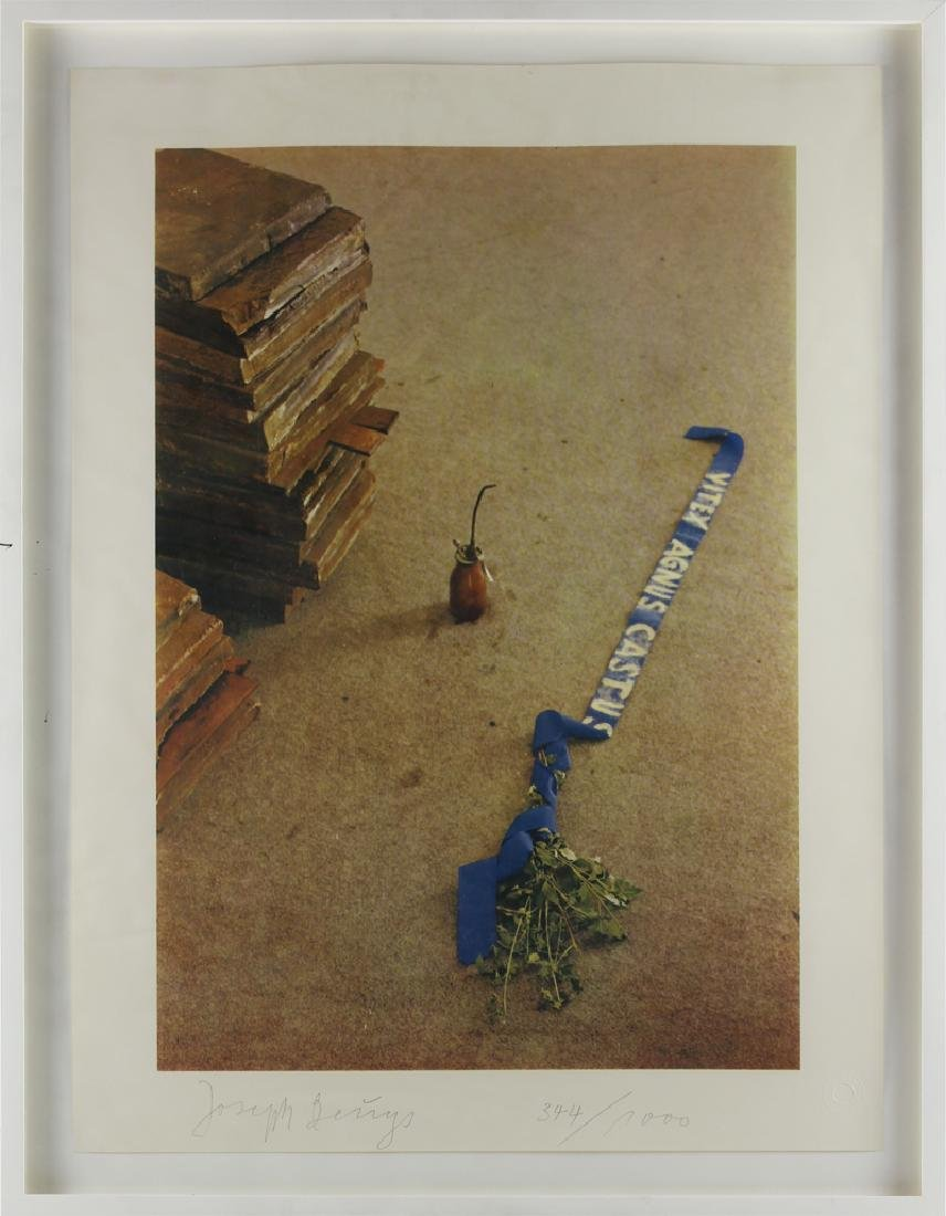 Joseph Beuys (1921-1986) German - 2