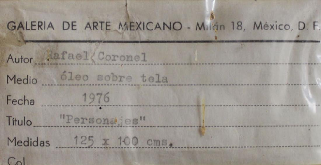 Rafael Coronel (b. 1932) Mexican - 2