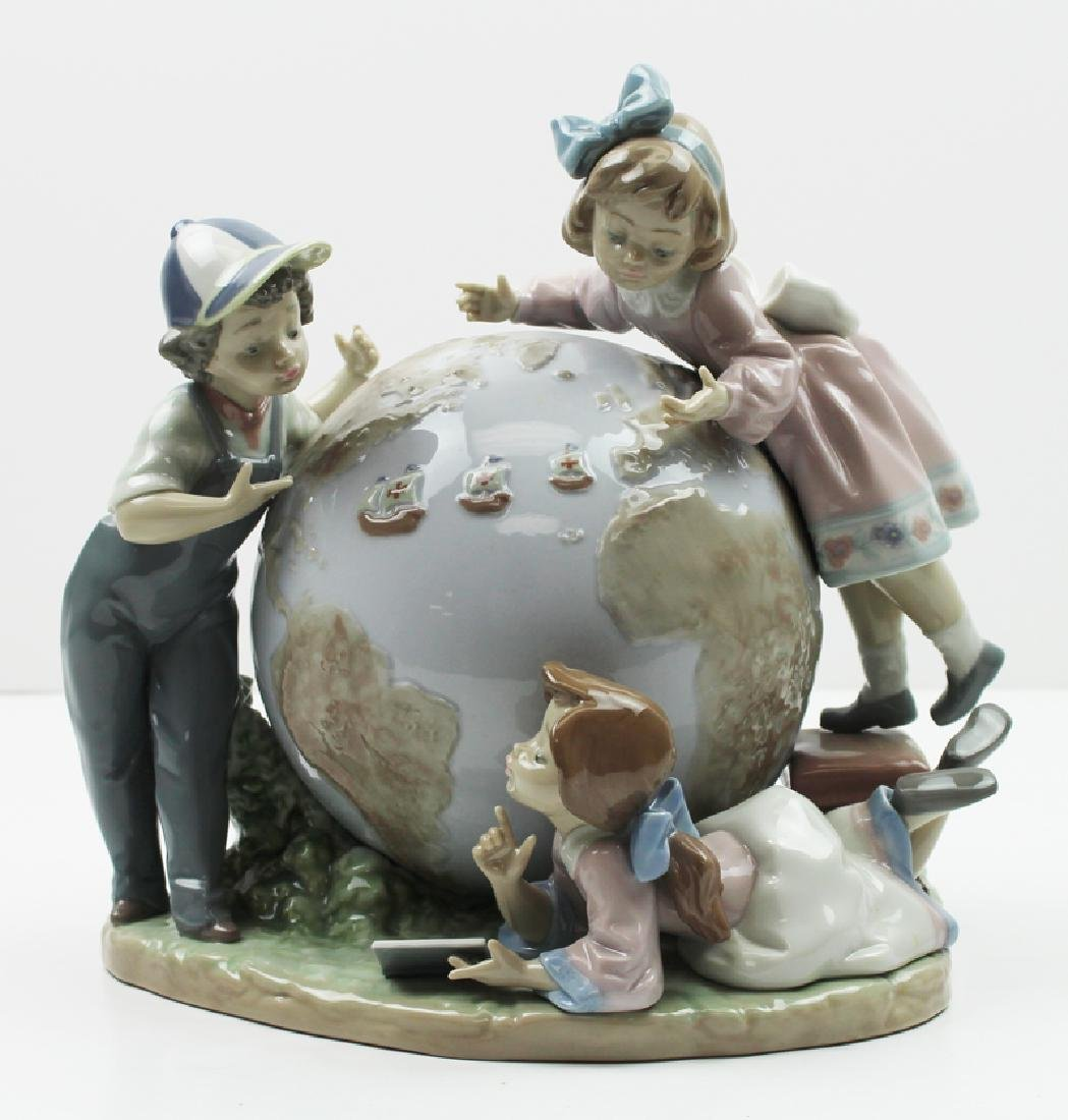Decorative Arts: Lladro Porcelain