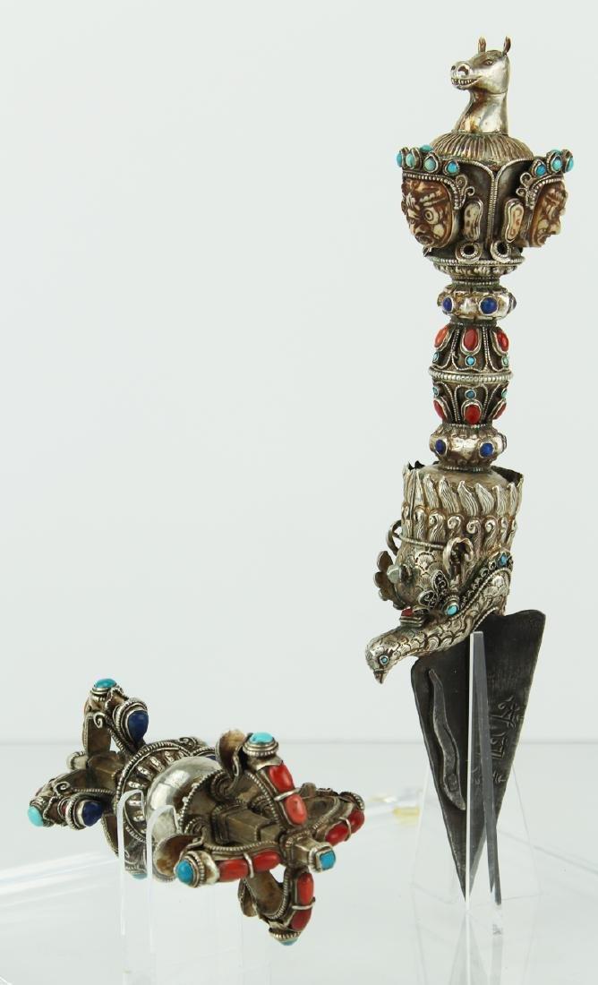 Decorative Arts: Tibetan (two)