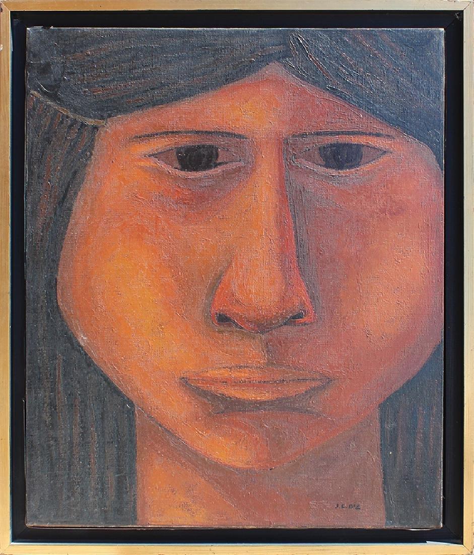 Julia Elana Diz (b. 1928) Argentinean