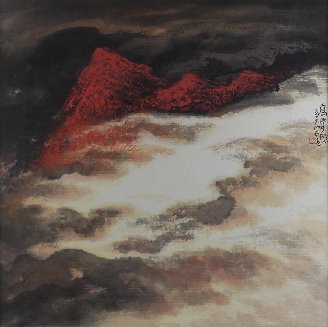 Hu Fang (20th Century) China