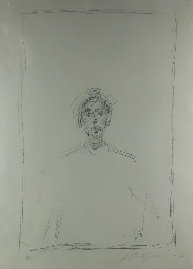 Alberto Giacometti (1901-1966) Swiss