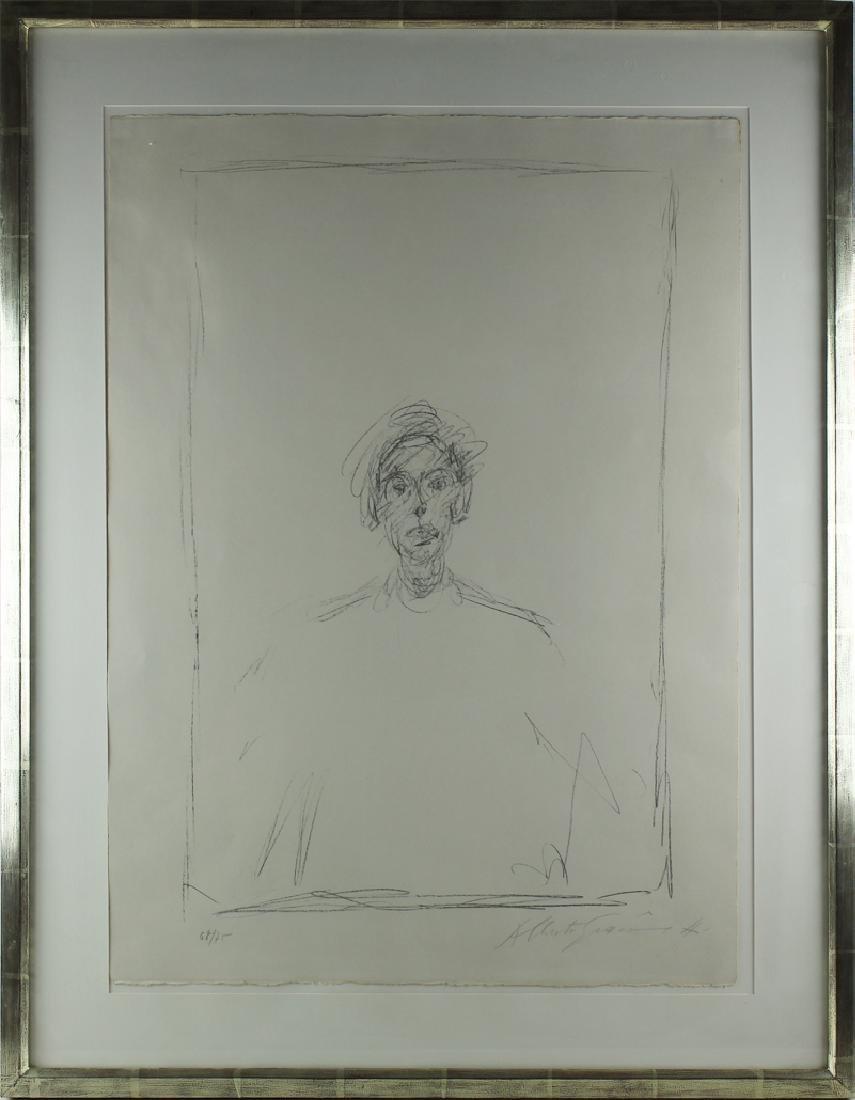 Alberto Giacometti (1901-1966) Swiss - 2