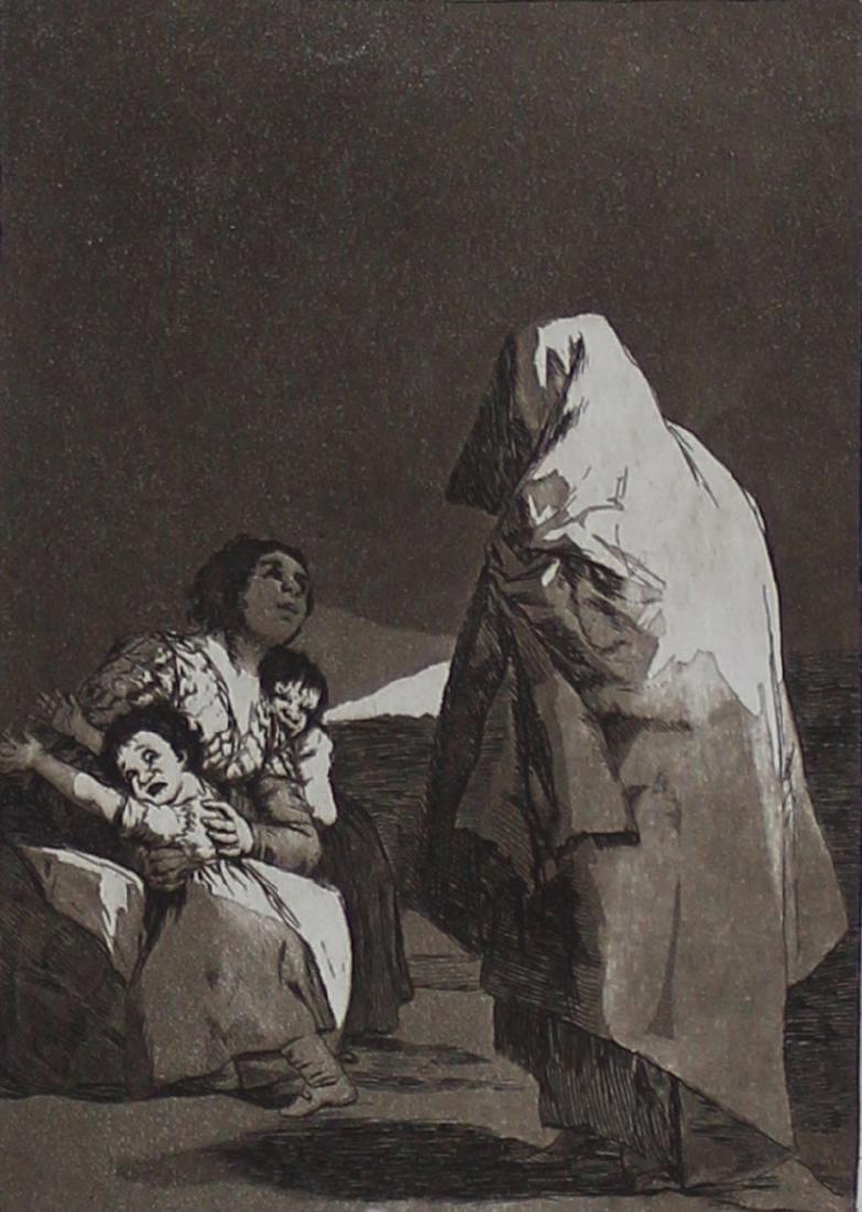 Francisco Jose De Goya (1746-1828) Spanish