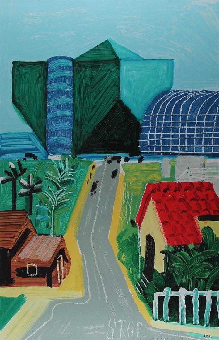 David Hockney (b. 1937) British
