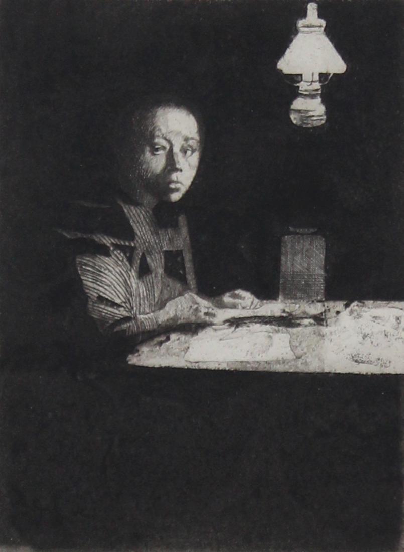 Kathe Kollwitz (1867-1945) German
