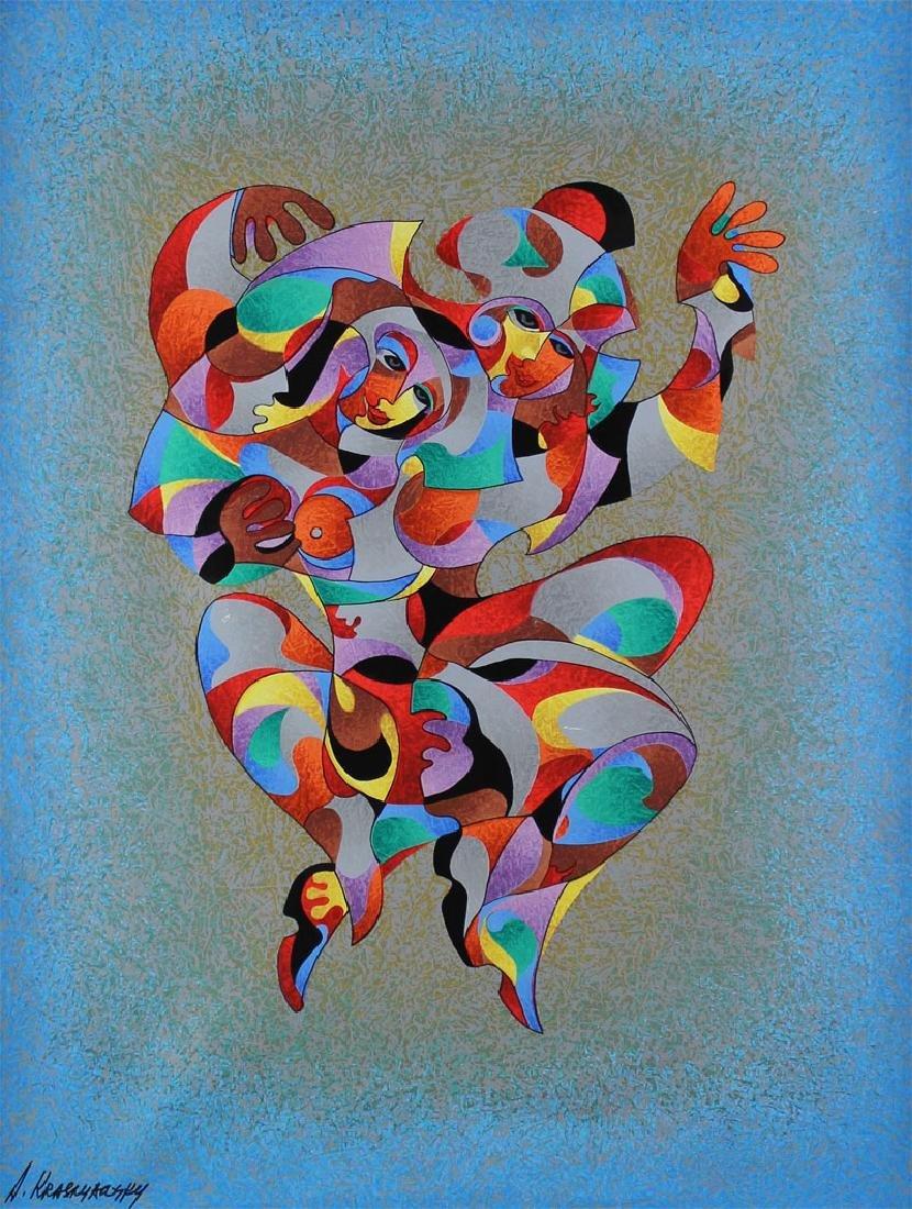 Anatol Krasnyansky (b. 1930) Russian/ Californian