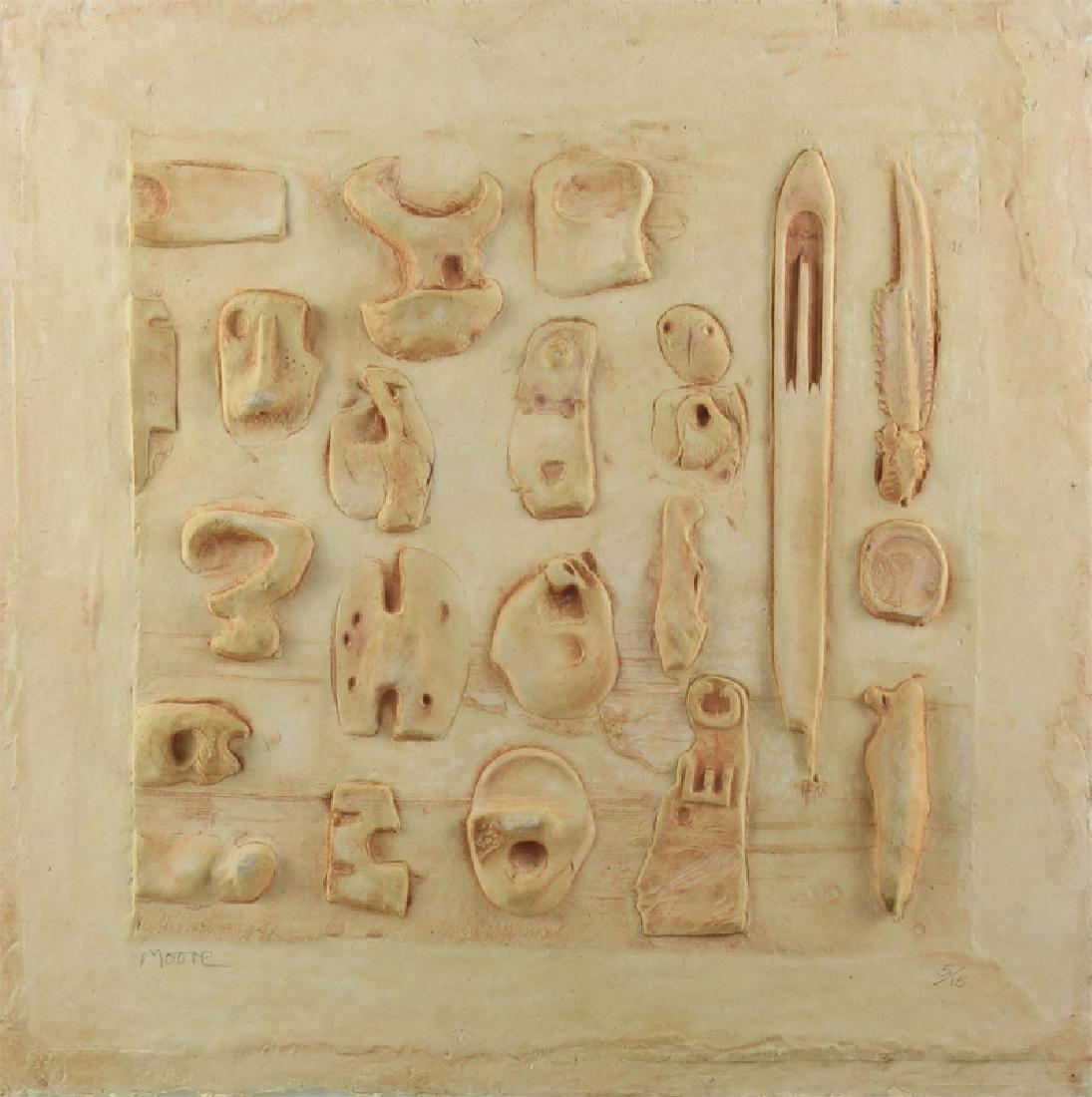 Henry Moore (1898-1986) British