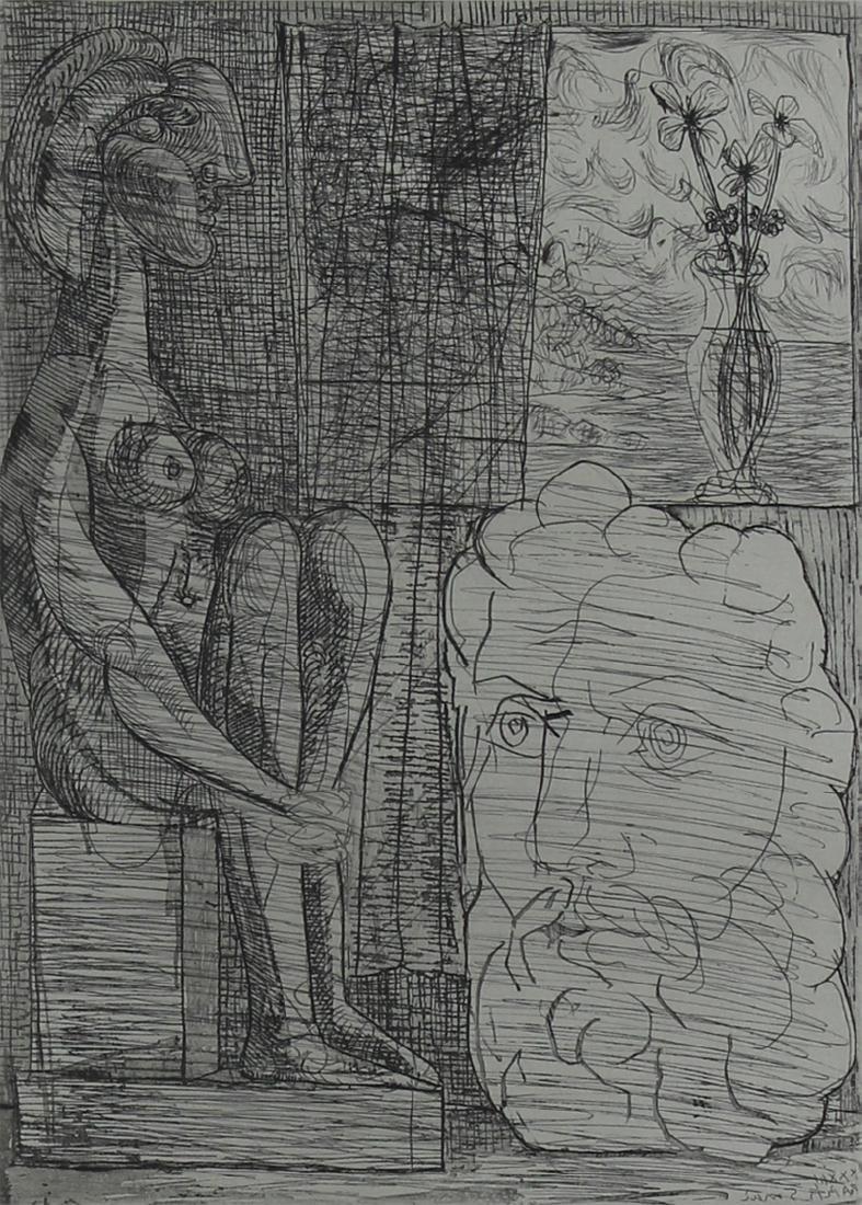 Pablo Picasso (1881 -1973) Spanish