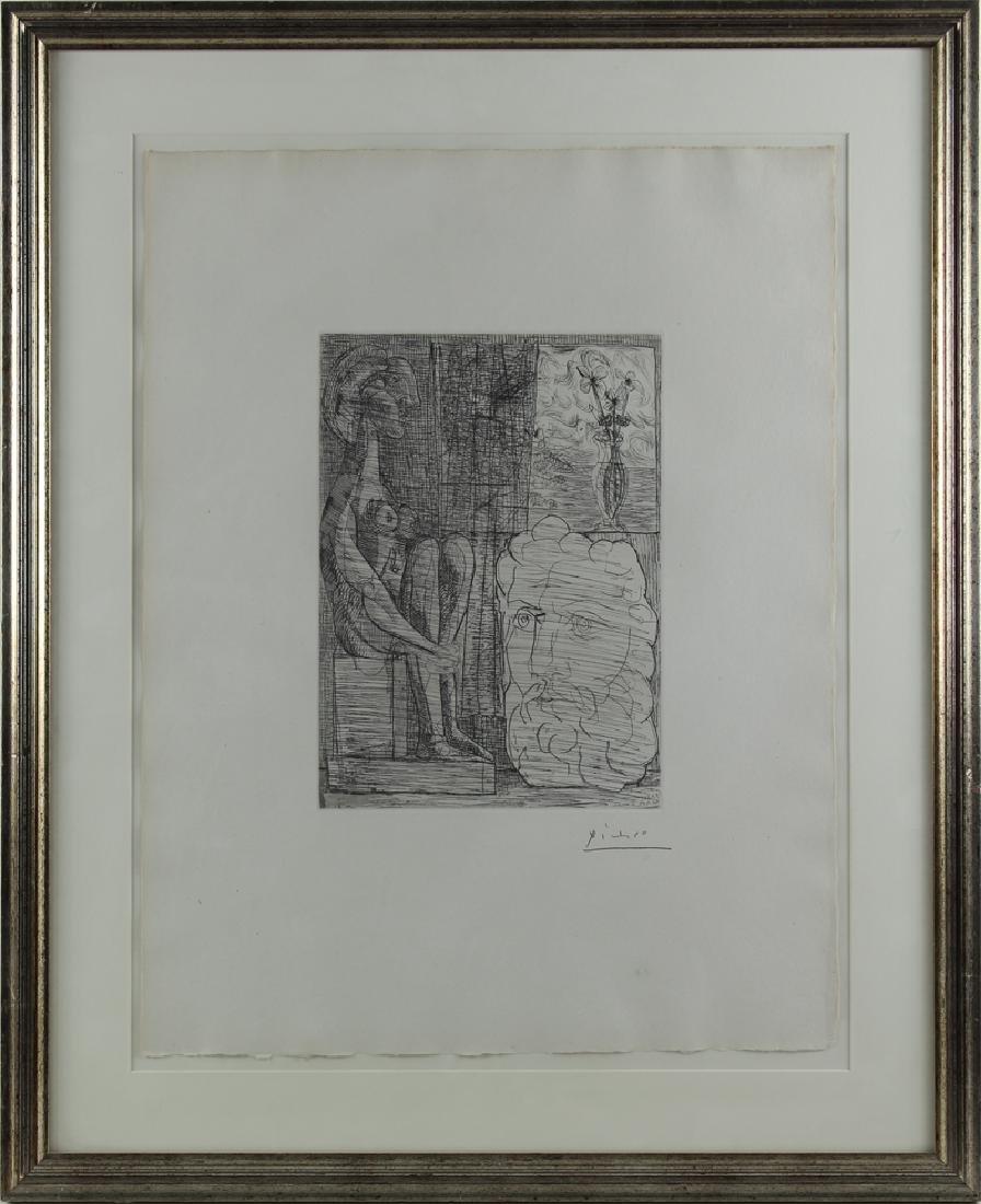 Pablo Picasso (1881 -1973) Spanish - 2