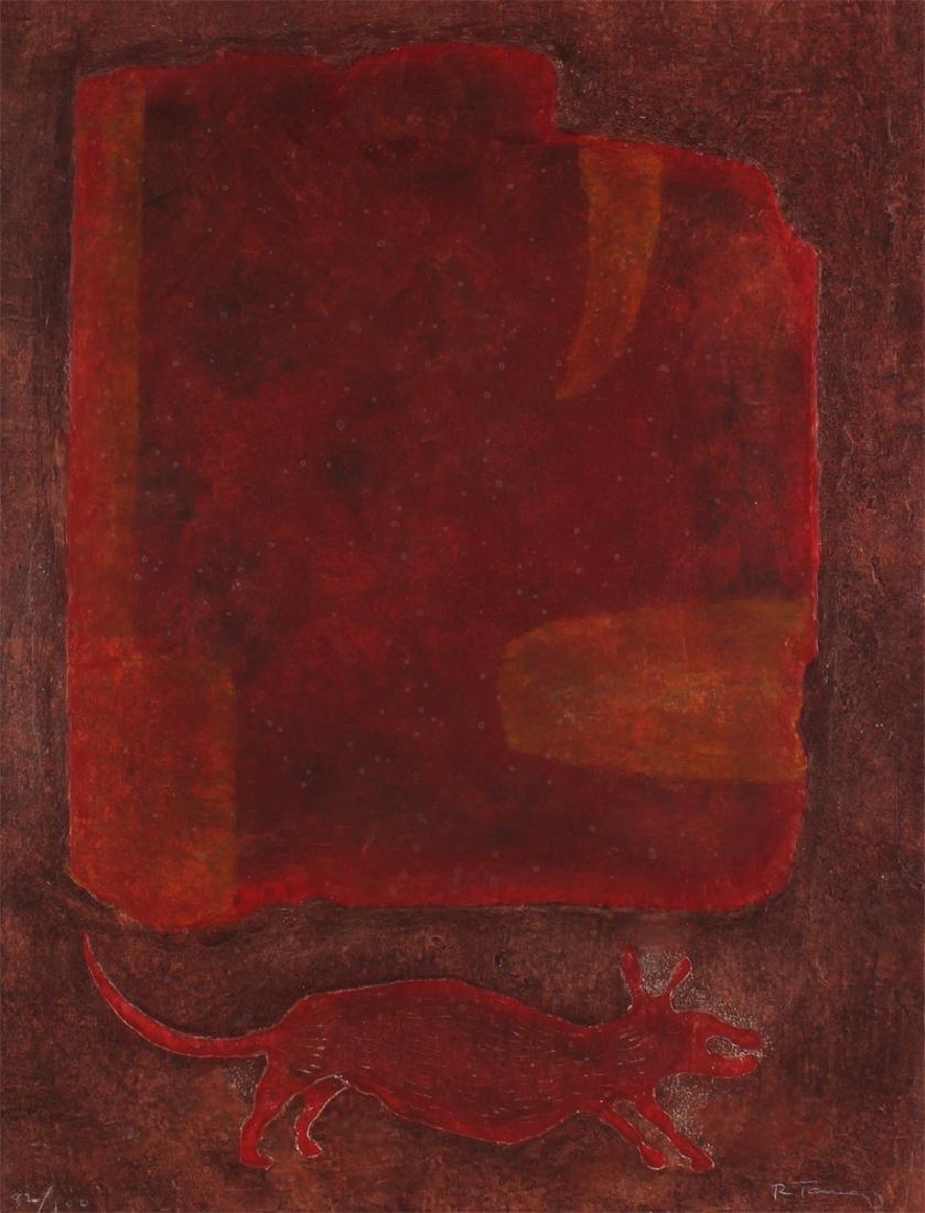Rufino Tamayo (1899-1991) Mexican