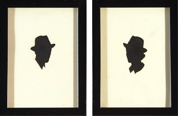 2: Robert Adams (b. 1961) American (two)