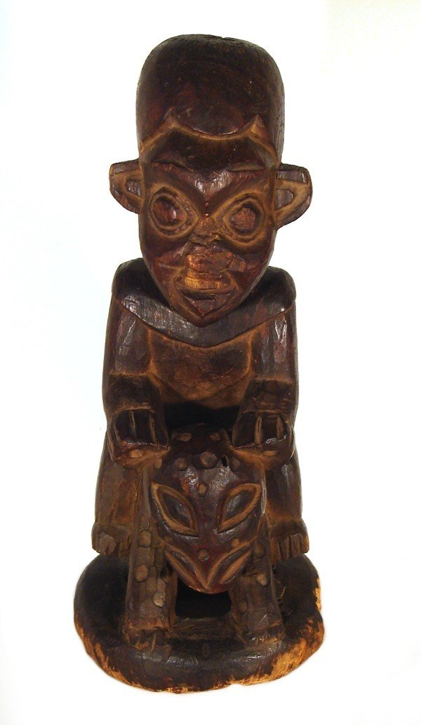 4: African Sculpture
