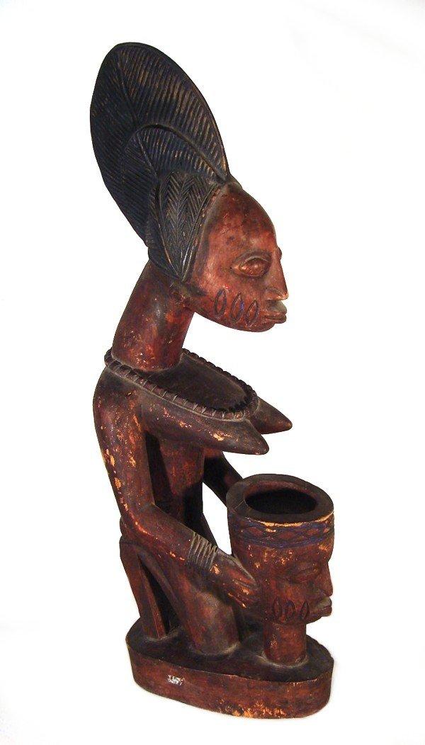 7: African Sculpture
