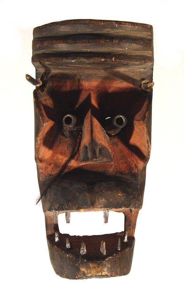 9: African Sculpture