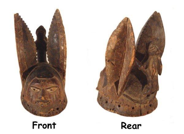 14: African Sculpture