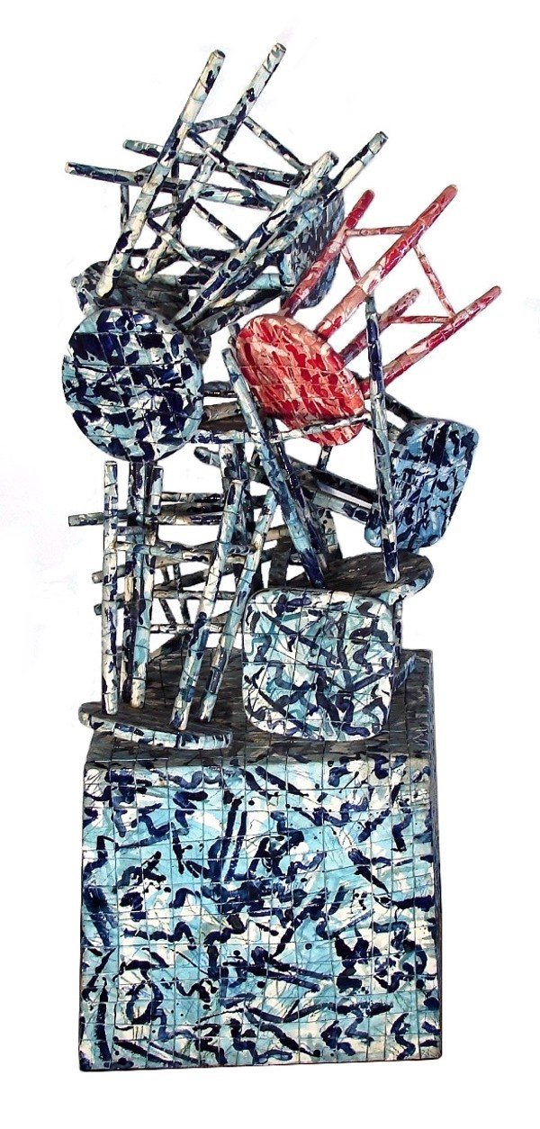 23: Joe Amrhein (b. 1953) American