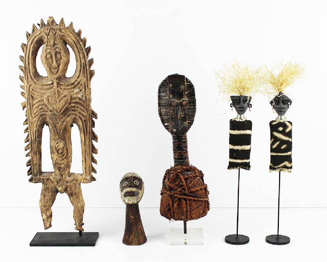 African Arts (four)
