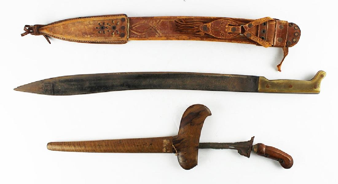 Ethnic Weapons (two)