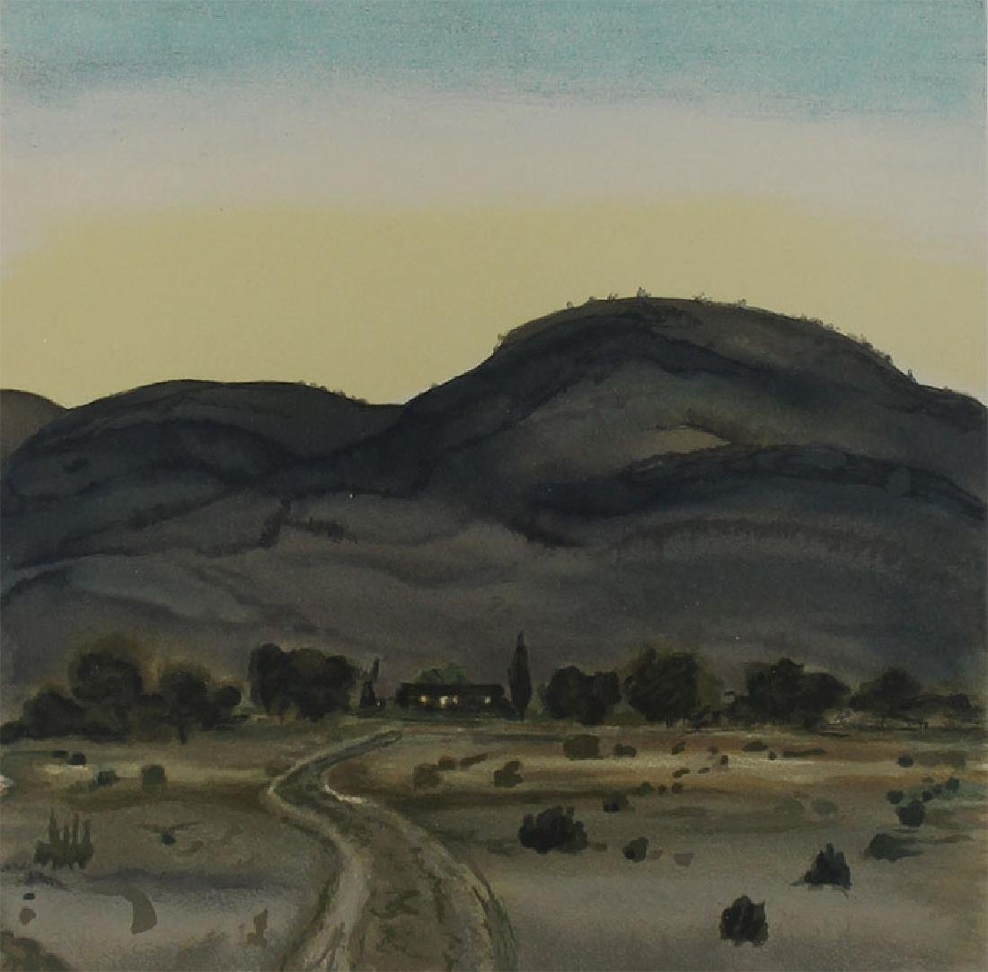 Peter Hurd (1904-1984) New Mexico