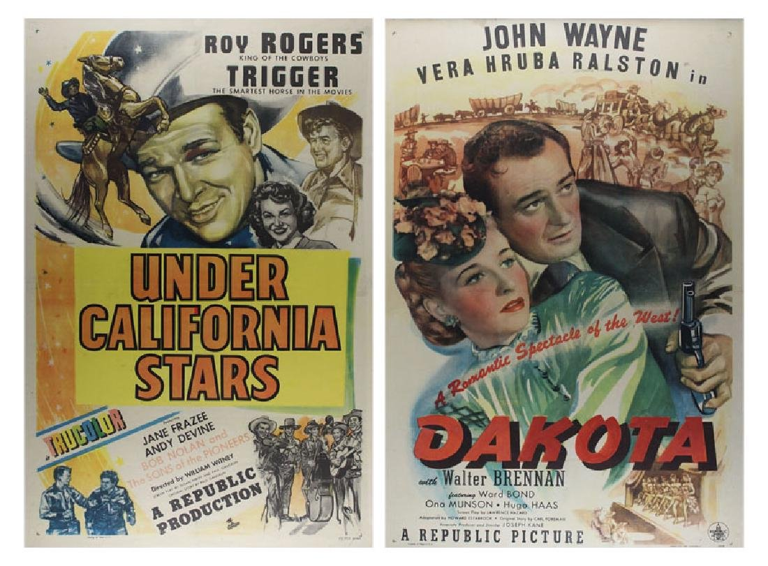 Vintage Posters (two)