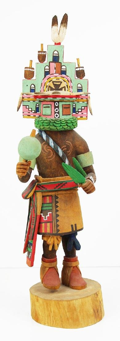 Native American Hopi Kachina Doll by Silas Roy Jr.