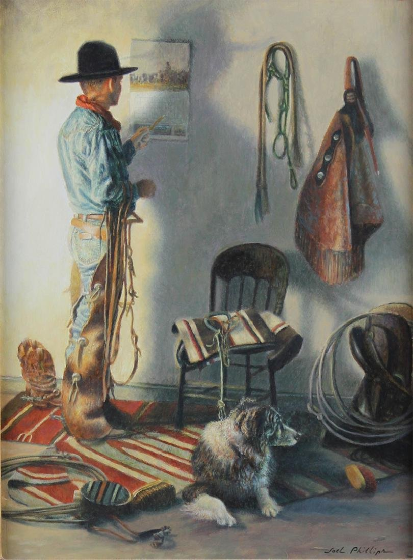 Joel Phillips (b. 1960) Californian