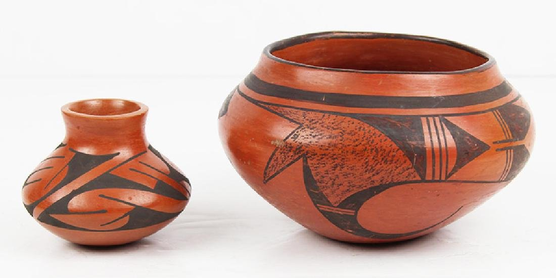 Casas Grandes Mata Ortiz Pottery by Dora Quezada &