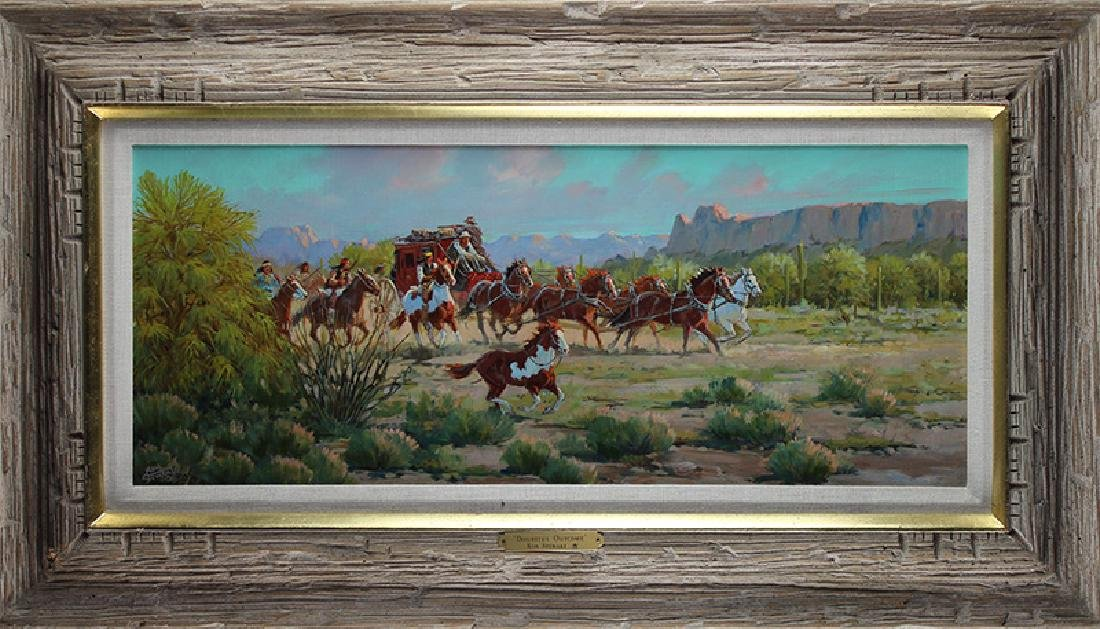 Ron Stewart (b. 1941) Arizona