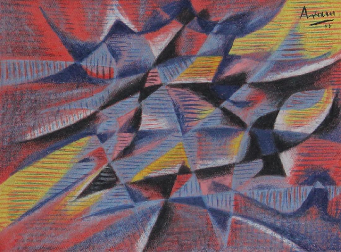 Michael Gottlieb Aram (1908-1998) Russian/ French